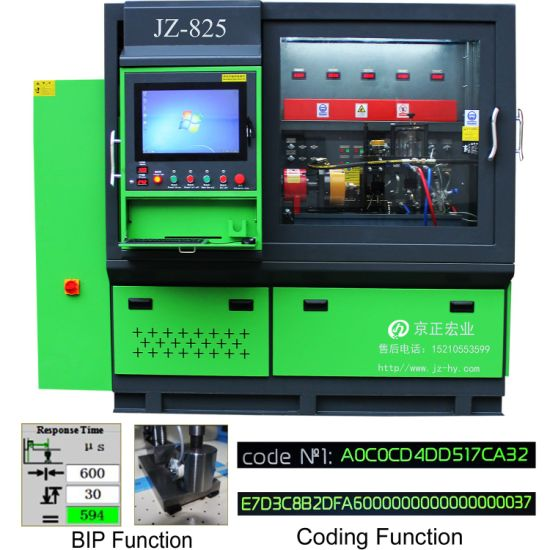 Common Rail Test Bench for Diesel Fuel Testing