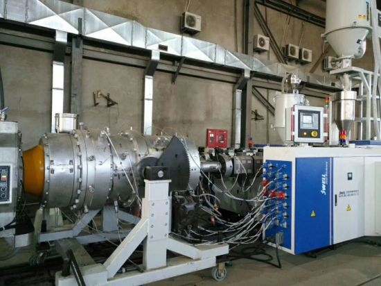 HDPE630mm Solid Pipe Co-Extrusion Machine