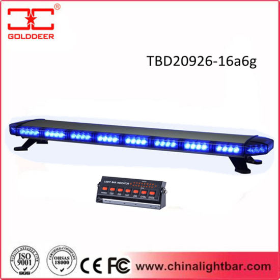 China 47 blue led emergency light bar tbd20626 16a6g china 47 blue led emergency light bar tbd20626 16a6g mozeypictures Gallery