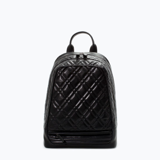 China Quilted Blank Backpacks Wholesale Women Shoulder Bag China