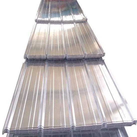 Building Materials 2011 Aluminium Zinc Corrugated Roofing Sheets