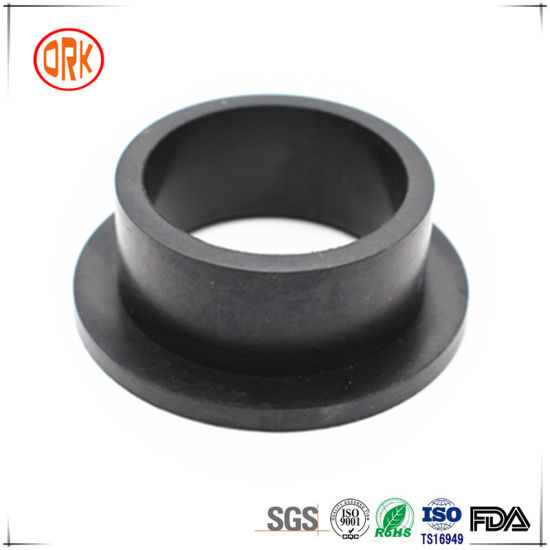 Black Custom NBR EPDM Rubber Parts for Machine pictures & photos