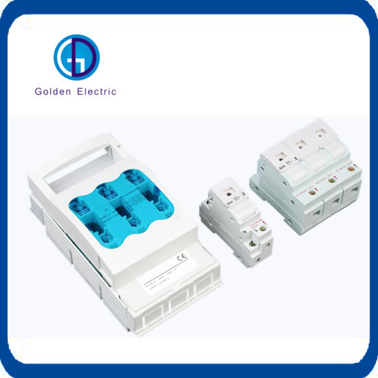 High Quality 1p Factory Price Fuse Box Ceramic DC Fuse on