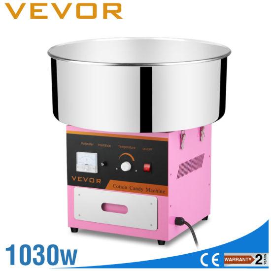 China Cotton Candy Machine Candy Floss Maker Fairy Floss Machine