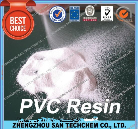 Top Quality Factory Price Pipe Grade PVC Resin Sg5 pictures & photos
