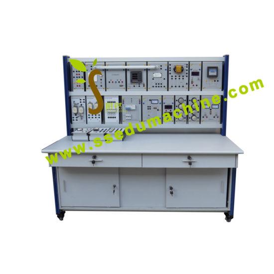 Basic Electronic Training Bench Teaching Equipment Educational Equipment  Didactic Equipment