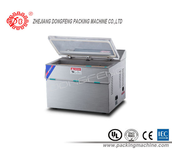 Semi-Automatic Coffee Tea Vacuum Sealer Machine (DZ-325)