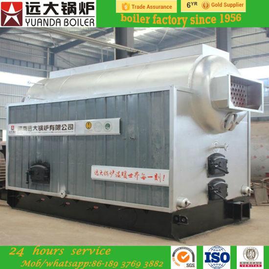 China Yuanda Brand Dzh Wood/Coal Fired Manual Operate Moving Grate ...