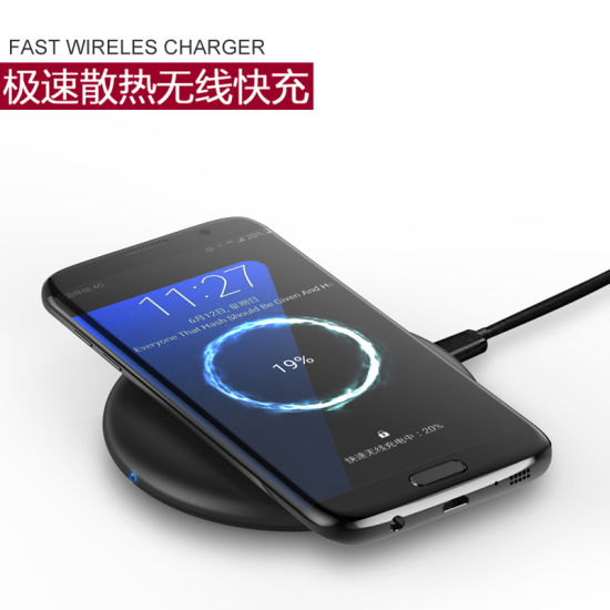 bdc20e04e31 Newest Amazon Hot Samsung S8 Standard Wireless Fast Charger F8 pictures    photos
