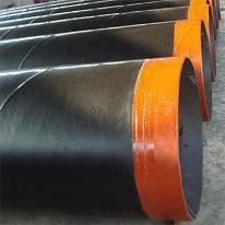 Double Polyethylene Anticorrosion Steel Pipe pictures & photos