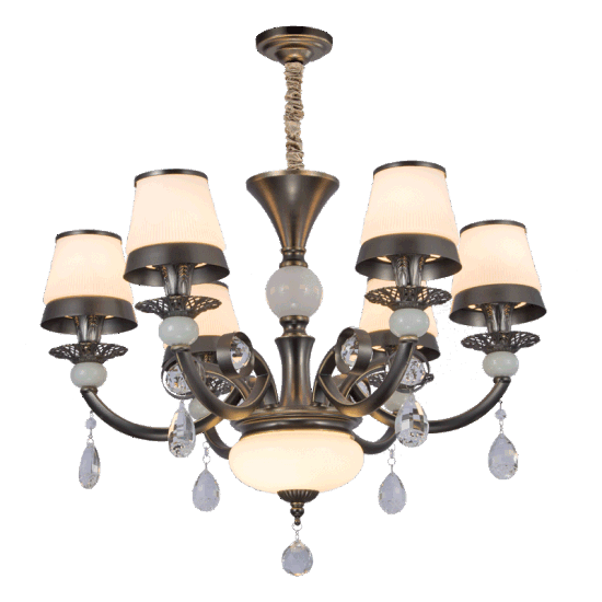 China 2017 New Design Crystal Chandelier Lighting Home Lamp with ...
