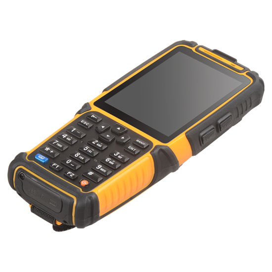 Ts-901 Rugged Portable Datalogic 3G WiFi Bleutooth RFID Reader Android Barcode Scanner pictures & photos