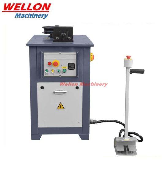 Hydraulic Metal Craft Pipe Bender Tube Bending Machine (JGWG-40L)
