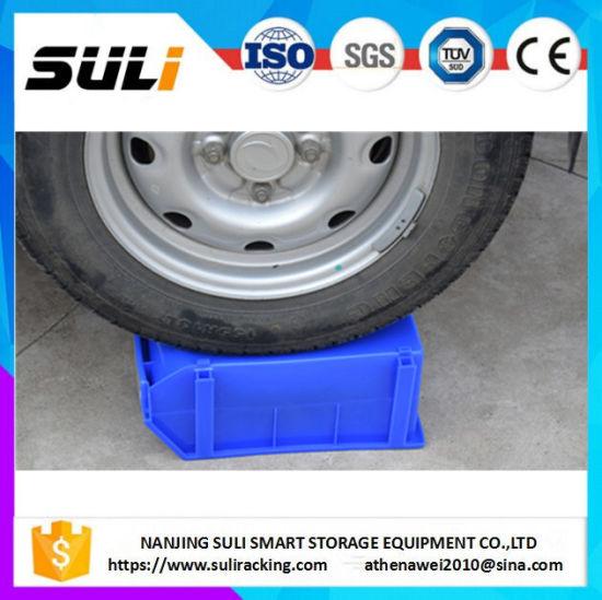Industrial Warehouse Stackable Storage Bins Plastic Box