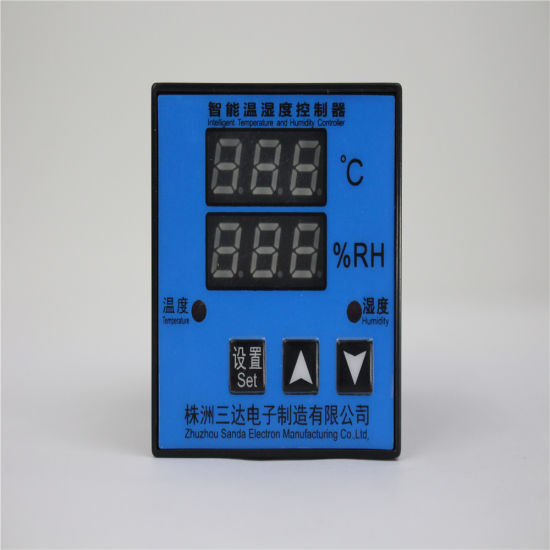 Digital Automatic Temperature and Humidity Controller with RS485 for Egg Incubator pictures & photos