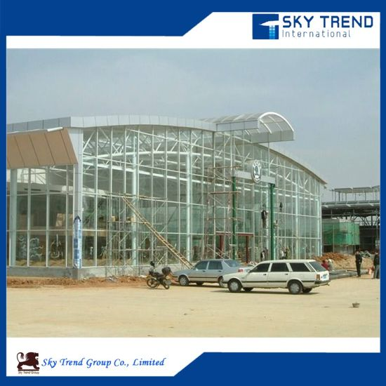 Steel Structure Shopping Mall pictures & photos