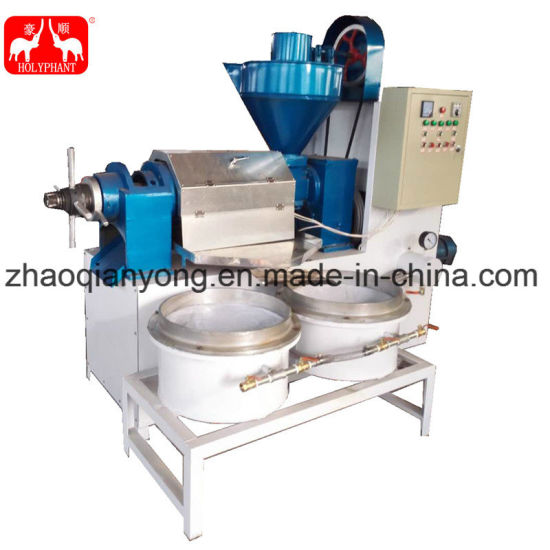 Automatic Corn Sunflower Almond Oil Making Soya Oil Extraction Machine