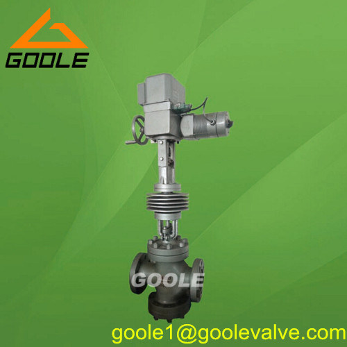 Y945h Electric Double Seat Steam Pressure Reducing Valve pictures & photos