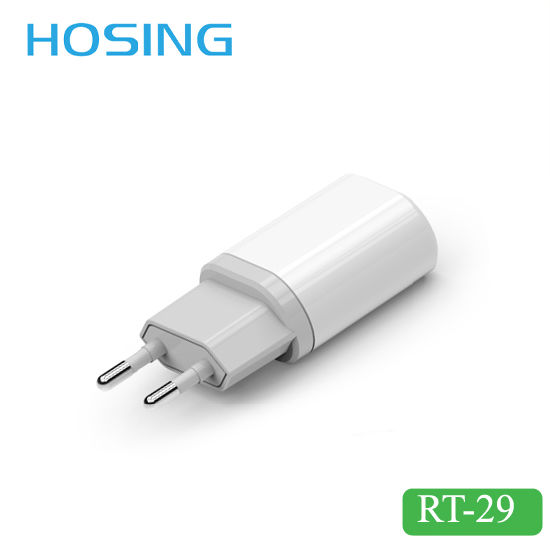 Wall Charger Mobile Charger 5V 1A 1.5A 2A with Cable pictures & photos