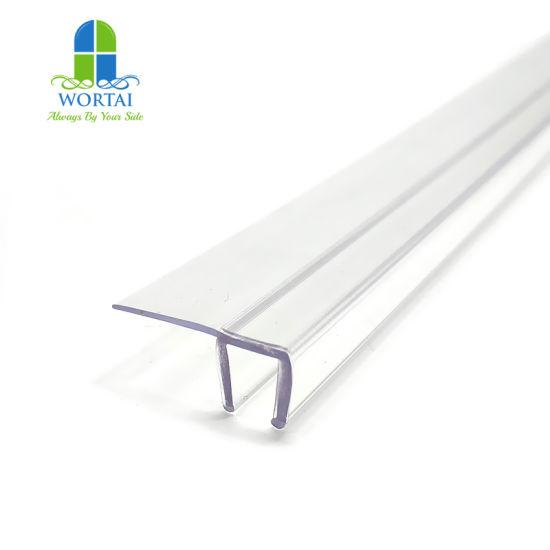Glass Shower Door Plastic Seal Strip, Glass Shower Door Rubber Seal Strip