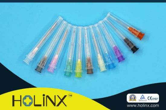 Competitive Edge Medical Disposable Syringes with Needles pictures & photos