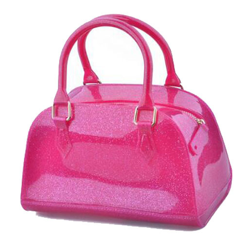 Newest Women Fashion Silicon Handbags