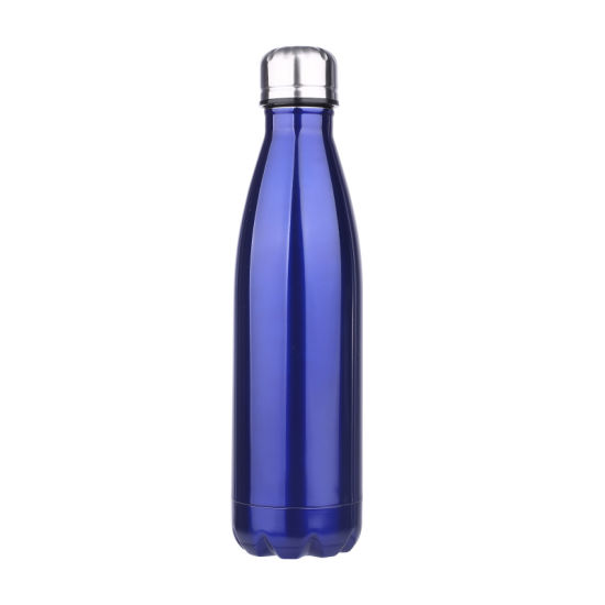 Cola Style Stainless Steel Insulated Vacuum Flask Thermos Bottle pictures & photos