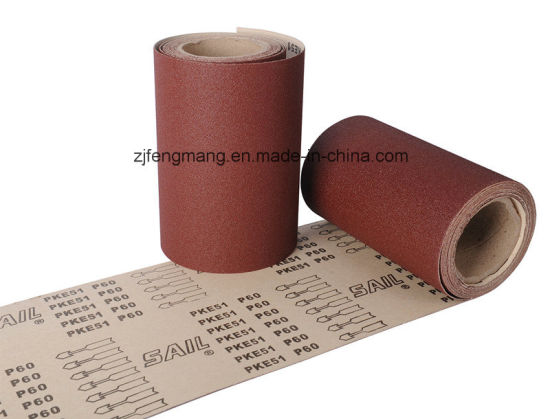 E-Wt Craft Paper Aluminum Oxide Abrasive Paper/Sandpaper Pke51