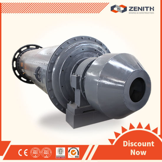 Sand Ball Mill for Making Powder with Capacity 1-80tph pictures & photos