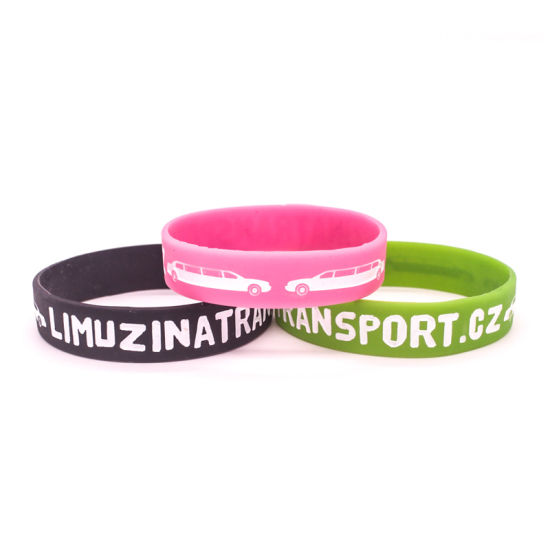 Wholesale RFID Silicon Wristband Without Logo Crossfit Girls Adult Kids pictures & photos