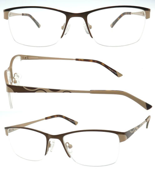 Hand Made Hot Stylish Stainless Steel Optical Frame