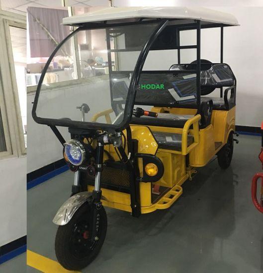 India Popular Rickshaw 6 Passenger Tuktuk Gas Tricycle 175cc (HD1200ZK-8X)