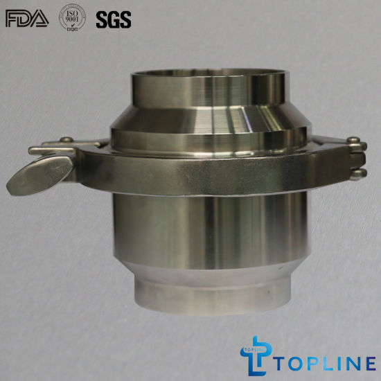 Sanitary Stainless Steel Sanitary Check Valve pictures & photos