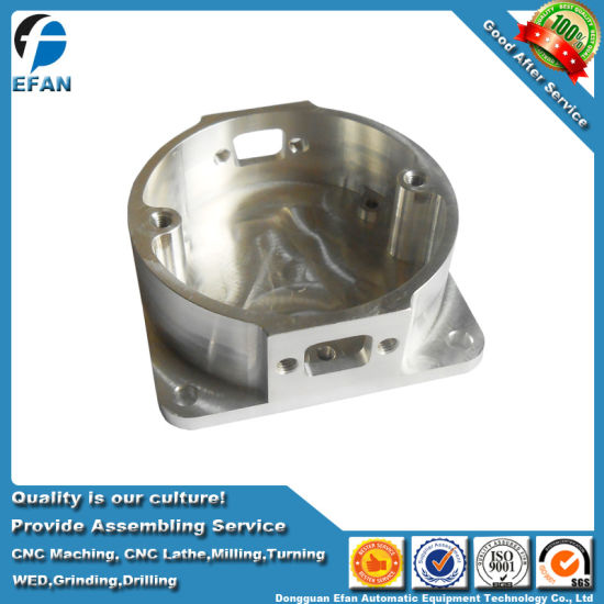Central Machinery Processing Precision Machining CNC Milling Stainless Steel Spare Part