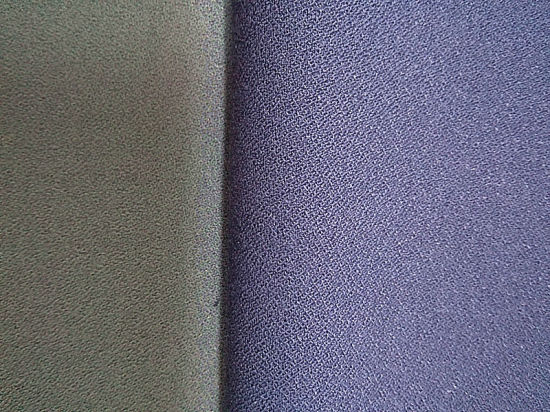 Tr Gunny Rag Suiting Fabric for Women Dresses pictures & photos