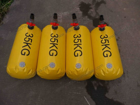 Water Filled Weight Bag for Fast Rescue Boat Load Testing pictures & photos