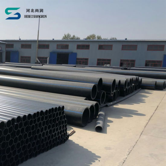 Full Range Diameter HDPE Plastic Pipe PE Pipe Plastic Pipe HDPE Pipe pictures & photos