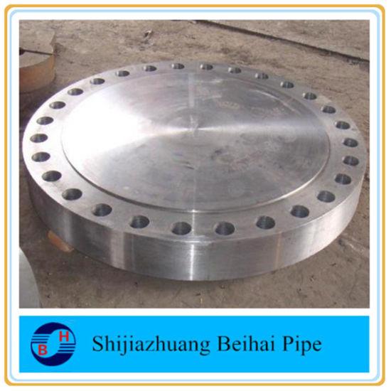 ASTM A694 F65 Carbon Steel Cl900# Rtj Blind Flange