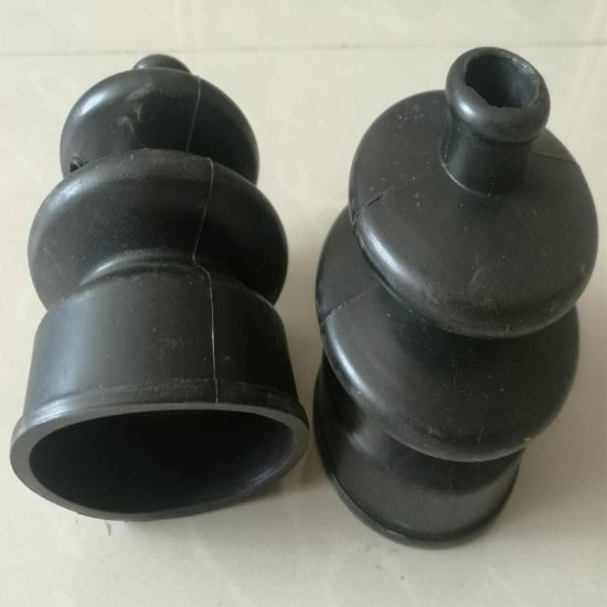 China Silicone Rubber Expansion Joint Boots Rubber Tower