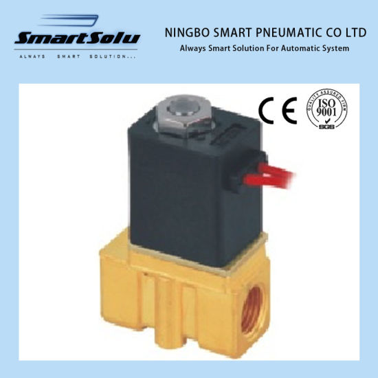 Smart 2p Series Solenoid Valve pictures & photos