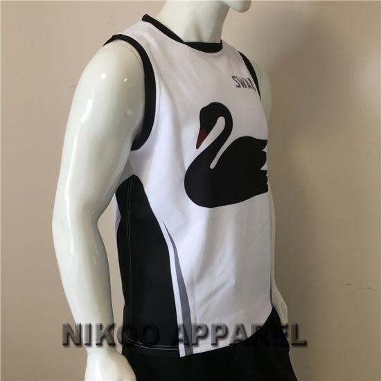 241f1e057 China High Quality Custom Afl Jumper Sports Afl Singlet - China Afl ...