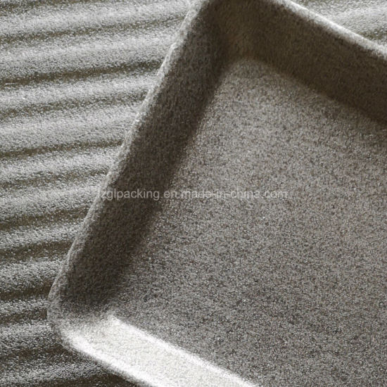 Chilled Poultry Meat Packaging Foam Type Biodegradable Corn Starch Disposable Food Container