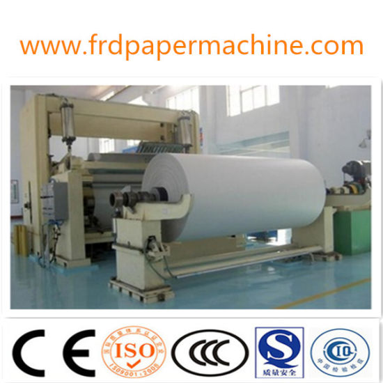 High Speed Full Automatic Writing Notebook/A4 Paper Making Machine, A4 Size Paper Cutting & Packaging Machine