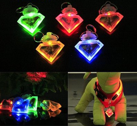 New Product Colorful LED Pet Pendant pictures & photos