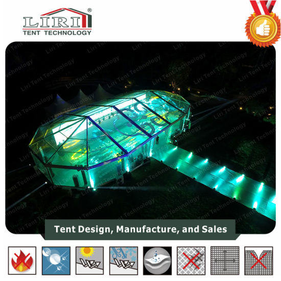 Special Large Mix Structure Tent for Wedding Party pictures & photos
