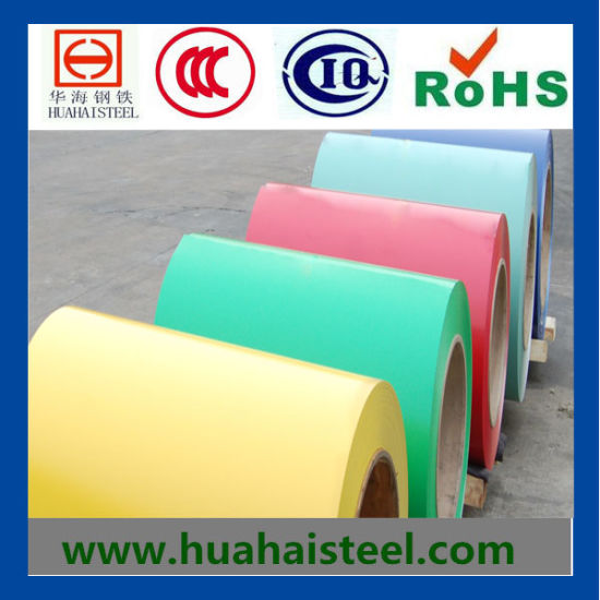 Prepainted Hot Dipped Galvanized Steel in Coil/Sheet in Compertitive Price pictures & photos