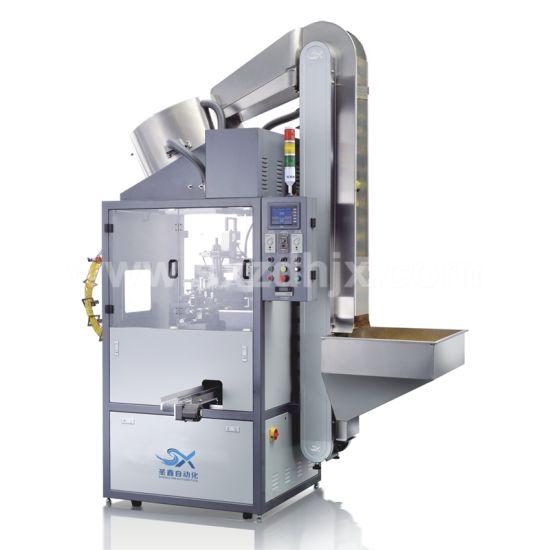 Automatic Medicine Bottle Label Trademark Flexographic Silk Screen Printing Machine
