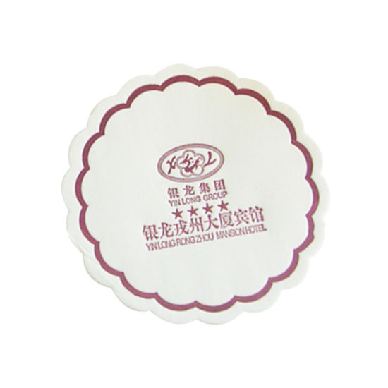 Hotel Amenities Coaster & Cup Cover Amenities Factory pictures & photos