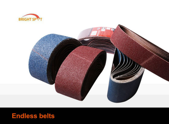 J Weight Soft Flexible Abrasive Paper Cloth pictures & photos