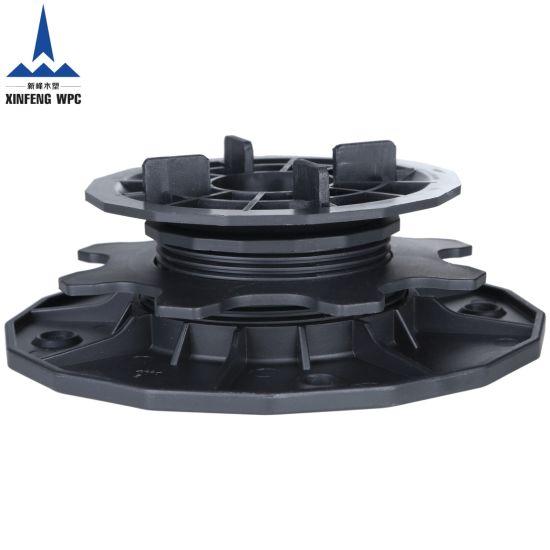 Adjustable Plastic Pedestals Paving Support